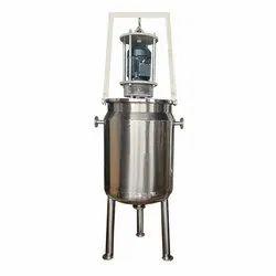 Milk Emulsion Tank