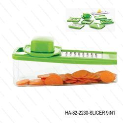 Slicer Peeler Grater 9 in One-HA-82