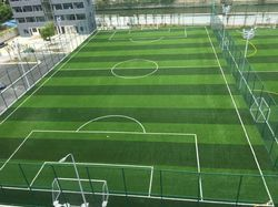 Rubber Outdoor Football Turf