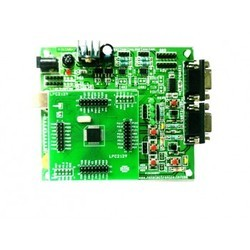 KIT-LPC2129 Mini ARM7 Electric Circuit