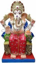 Clay Ganesha 36'' B