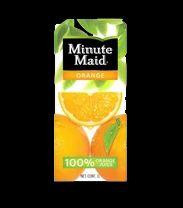 Minute Maid Fruit Juice