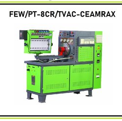 FEW/PT-8CR/TVAC-CEAMRAX Diesel Fuel Pump Test Benches