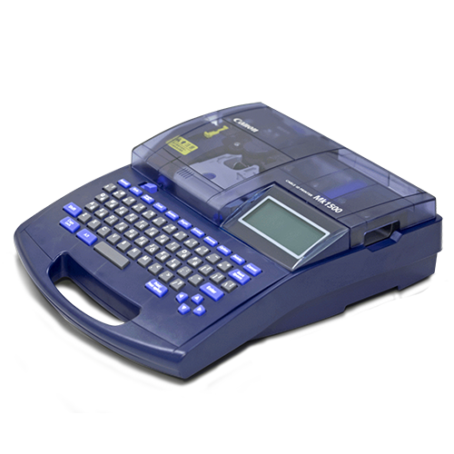 Canon MK-1500 Cable ID Printer