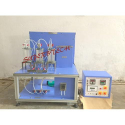 Blue Mild Steel Catalytic Bed Reactor