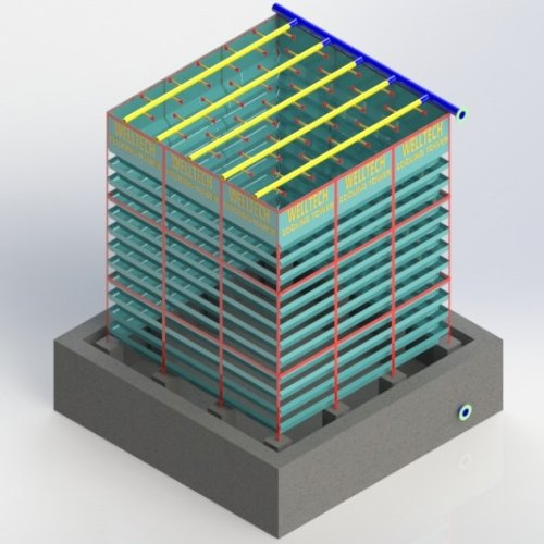 Fanless Cooling Towers