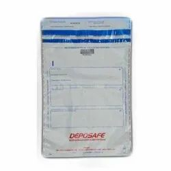 LDPE Bank Envelope