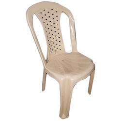 Plastic Armless Dining Chair