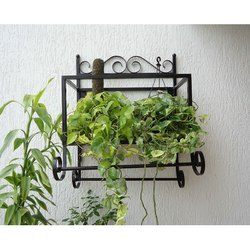 Wall Mounting Type Pot Stand