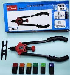 Nrt-10 Nut Rivet Tool M3-M10, Tool Worth