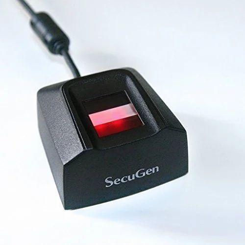 SECUGEN FINGERPRINT SCANNER DRIVER FOR WINDOWS 10