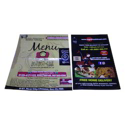 Advertisement Flyer Printing Service