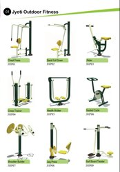 Jyoti Outdoor Gym Equipments Outdoor Gym Equipment, None