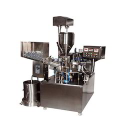 Automatic Tube Filling & Sealing Machines