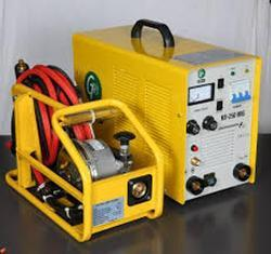 Three Phase Inverter Based MIG Welding Machine