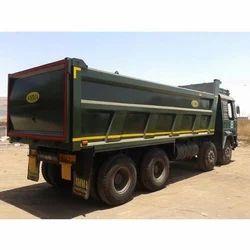 Ashok Leyland 3116 20Cum Tipper Body