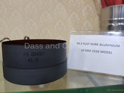 2226 Model 99.3 X 50mm Flat Wire Voice Coil
