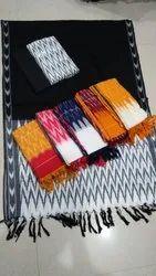 Pochampally Ikat Dress Material