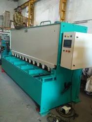 NC Sheet Cutting Machine