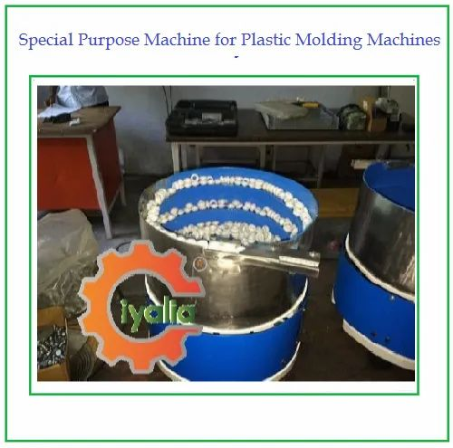 Special Purpose Machine for Plastic Molding Machines