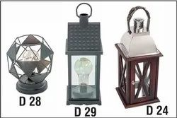 SACHI Table Lamps Lalterns, For Decoration