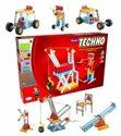 Multicolor Techno Senior Engineer Construction Mechanical Kits For Kids, For School/play School