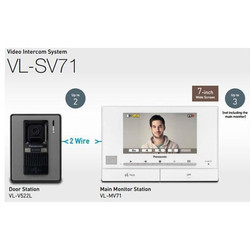 Panasonic VDP VL-SV71