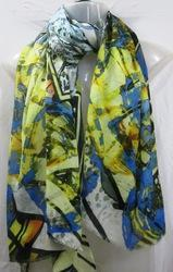 Modal Digital Printed Stole