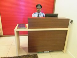 Corporate Bank Security Service