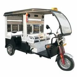 Super DLX Battery Operated Rickshaw