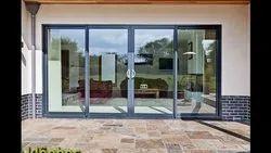 Aluminum Alloy AluPure Aluminium Sliding Door, Exterior