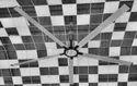 Silver Aeroluft Hvls Industrial Fans