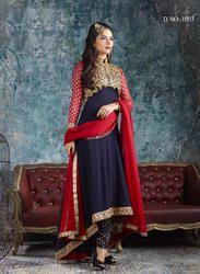 Beautiful Trendy Work  Salwar Suit