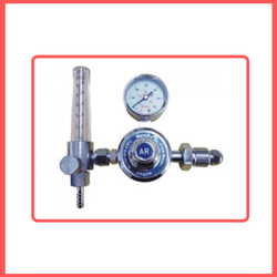 G Tech Flowmeter Regulator, Automation Grade: Semi- Automatic