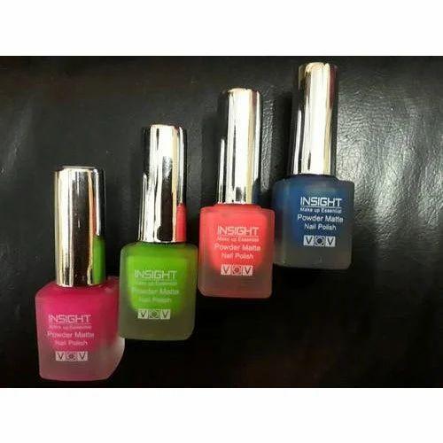 Insight Powder Matte Nail Polish, Pack Size: 6 Ml, Rs 25