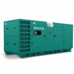 50 Hz Air Cooling Cummins Generator / Genset 275 kVA, 415 V, Model Name/Number: C275d5p