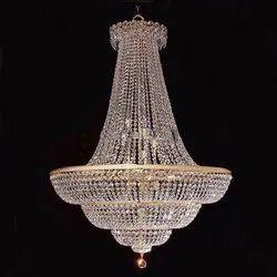 LED Ceiling Crystal Chandelier