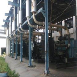 DG Exhaust Pipeline For Chemical Industry