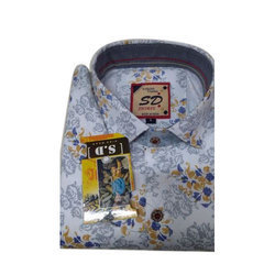 SD Cotton Mens Fashionable Shirt