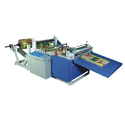 Cold Cut Fully Auto Woven Sack Cutting Machine