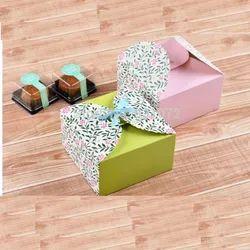 Pastry Printed Box