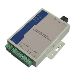 RS232 RS485 RS422 to Fiber Optic Converter