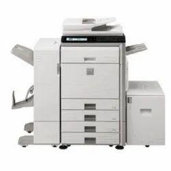 Laser Full Color Images Sharp Digital Multifunction Printer, Memory Size: 32 Mb