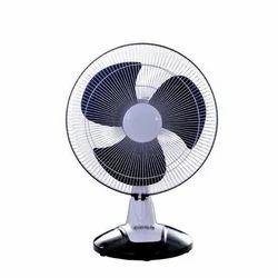 16 Inch Black Table Fan
