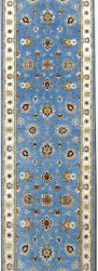 Handmade Pure Wool Runner Carpets For Lobby Corridor