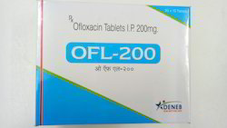 PCD Pharma Franchise - Ofloxacin 200 Mg Tab Manufacturer from Navi