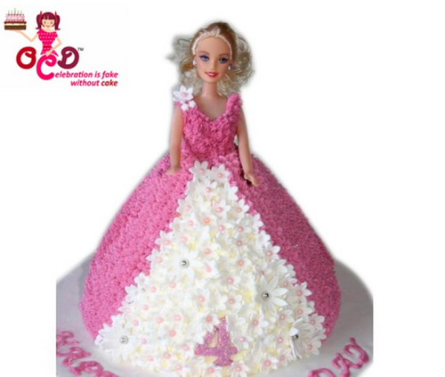 Barbie Cake At Rs 1899 Piece