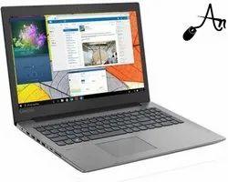Black More than 1TB Lenovo Ideapad 330 Core i3 7th Gen, Screen Size: 15.6 Screen, Windows