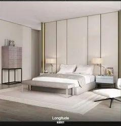 Samrat Interiors Longitude kt001 Beds for Living Room