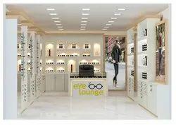 Premium Optical Showroom Design
